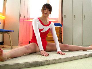 Aoyama Arisa ejaculates again and..